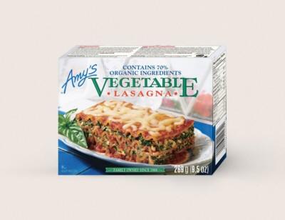 Vegetable Lasagna/Lasagne Aux Légumes hover image