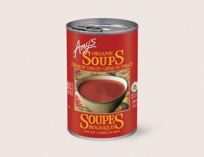 Organic Cream of Tomato Soup/Créme De Tomate Biologique hover image