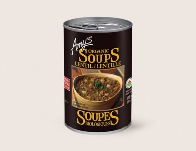 Organic Lentil Soup/Lentille hover image