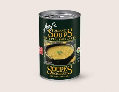 Organic Split Pea Soup/Pois Cassés hover image