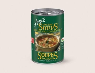 Organic Vegetable Barley Soup/LégumesEt Orge Biologique hover image