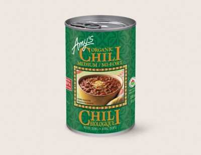 Organic Medium Chili/Mi-Fort Chili Biologique