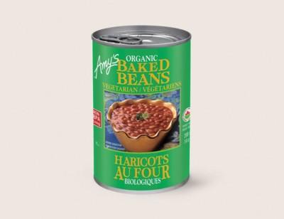 Organic Vegetarian Baked Beans/Végétariens Haricots Au Four Biologiques hover image