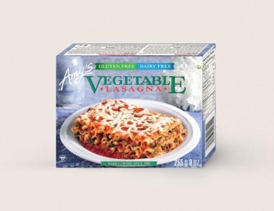 Gluten Free, Dairy Free Vegetable Lasagna/Sans Gluten, Sans Produits Laitiers Lasagne AuxLégumes hover image