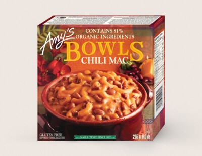 Chili Mac Bowl/Bol Pâtes Au Chili