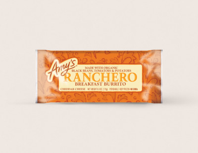 Ranchero Breakfast Burrito