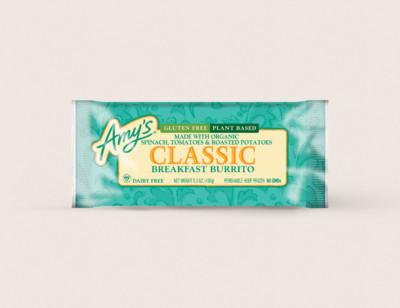 Gluten Free, Vegan Classic Breakfast Burrito hover image
