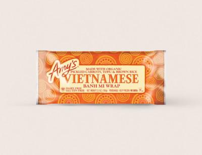 Vietnamese Banh Mi Wrap