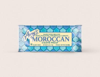 Moroccan Tagine Wrap