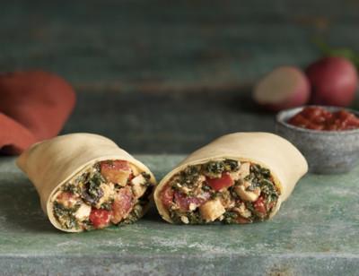 Gluten Free, Vegan Classic Breakfast Burrito