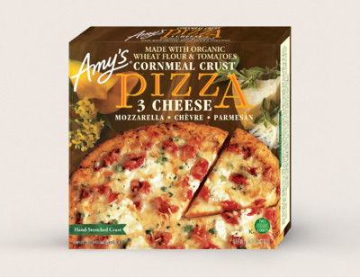 3 Cheese Pizza With Cornmeal Crust hover image