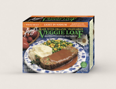Veggie Loaf Meal, Gluten Free, Dairy Free, Light in Sodium hover image