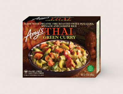 Thai Green Curry hover image