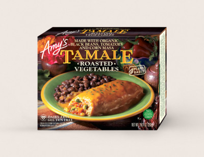 Roasted Vegetable Tamale hover image