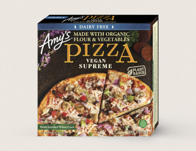 Vegan Supreme Pizza