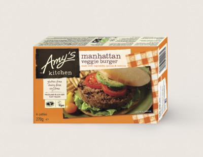 Manhattan Burger - Gluten Free, Dairy Free hover image