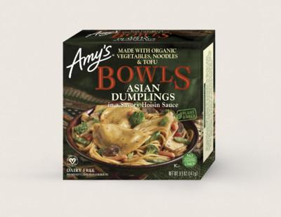 Asian Dumpling Bowl