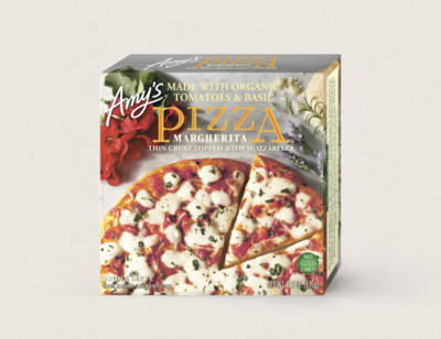 Margherita Pizza, Single Serve
