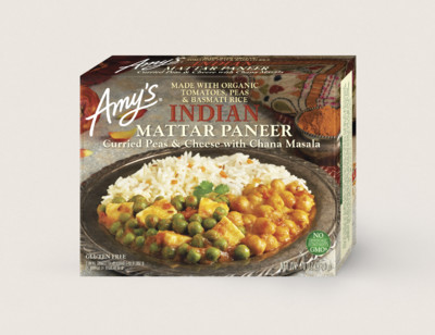 Indian Mattar Paneer hover image