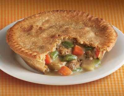 Homestyle Pot Pie standard image