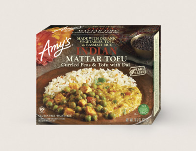 Indian Mattar Tofu