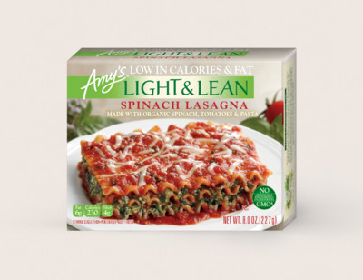 Spinach Lasagna - Light & Lean hover image