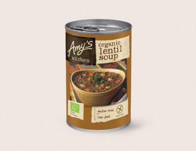 Organic Lentil Soup hover image