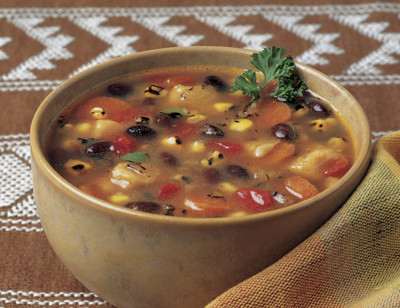 Organic Fire Roasted Southwestern Vegetable Soup standard image