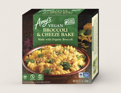 Vegan Broccoli & Cheeze Bake hover image