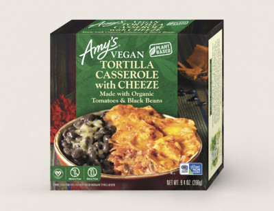 Vegan Tortilla Casserole with Cheeze hover image