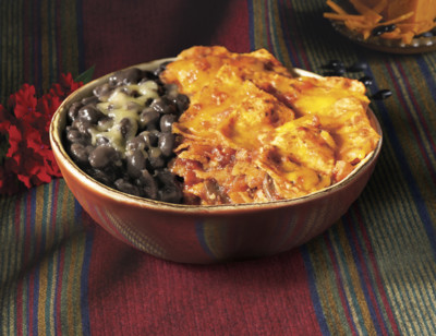 Vegan Tortilla Casserole with Cheeze standard image