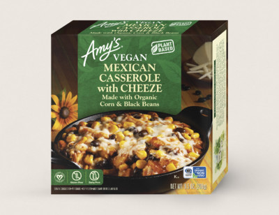 Vegan Mexican Casserole with Cheeze hover image