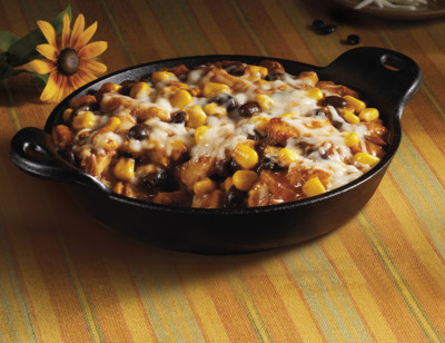 Vegan Mexican Casserole with Cheeze standard image
