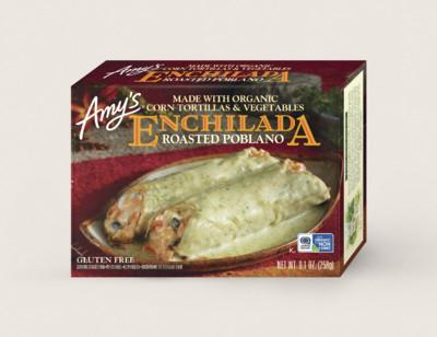 Roasted Poblano Enchilada hover image