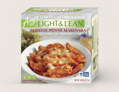 3 Cheese Penne Marinara - Light & Lean hover image