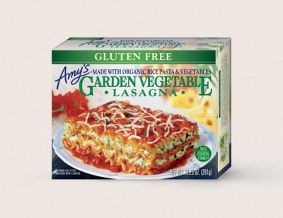 Garden Vegetable Lasagna, Gluten Free hover image