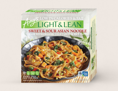 Sweet & Sour Asian Noodle - Light & Lean