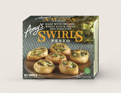 Pesto Swirls