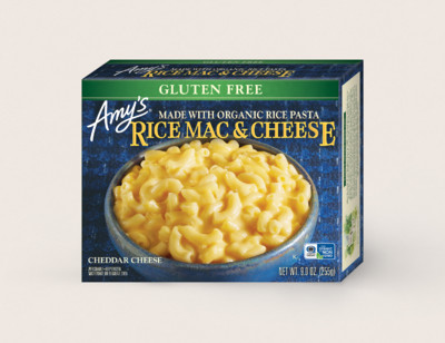 Rice Mac & Cheese, Gluten Free