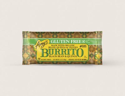 Black Bean & Quinoa Burrito, Gluten Free hover image