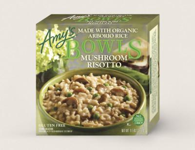 Mushroom Risotto Bowl hover image