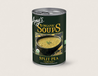 Organic Split Pea Soup hover image