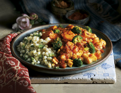 Organic Moroccan Inspired Vegetable Tagine standard image