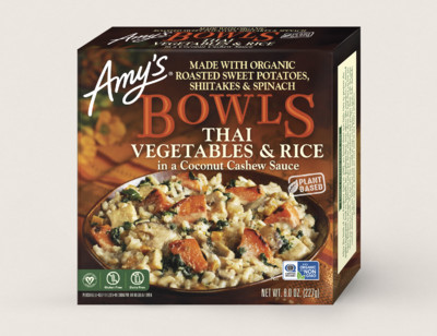 Thai Vegetables & Rice Bowl hover image
