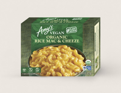 Vegan Rice Mac & Cheeze