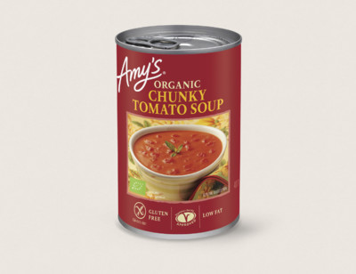 Organic Chunky Tomato Soup hover image