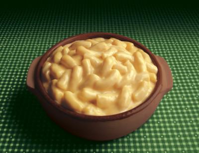 Dairy Free Rice Mac & Cheeze/Pâtes De Riz Avec Sauce À Saveur de Cheddar standard image