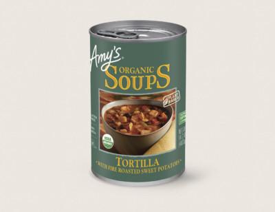 Organic Tortilla Soup hover image