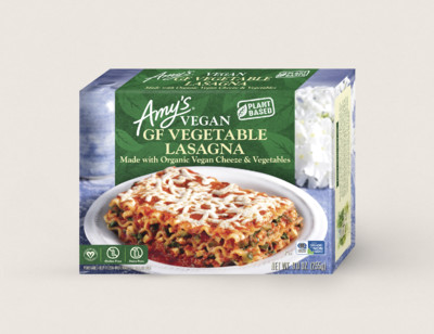 Vegan GF Vegetable Lasagna hover image