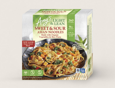 Sweet & Sour Asian Noodle - Light & Lean hover image